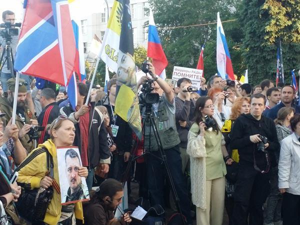 «Путин, введи войска!»