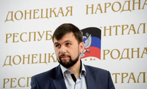 Председатель Верховного Совета ДНР Денис Пушилин обратился к Президенту Путину