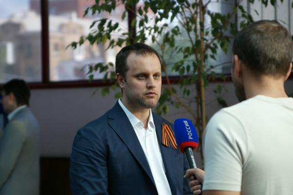 Учредительное заседание регионального отделения Изборского клуба прошло 14 июня 2014 года в Донецке