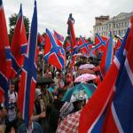 Россия за Донбасс!